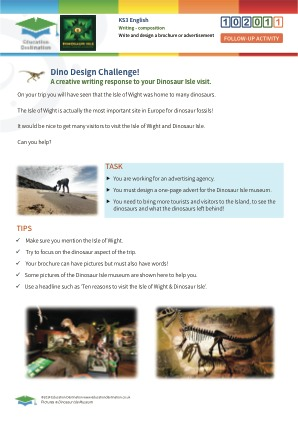 Click to view Resource 102011 Dino Design Challenge!