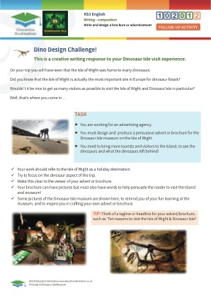 Click to view Resource 102012 Dino Design Challenge!