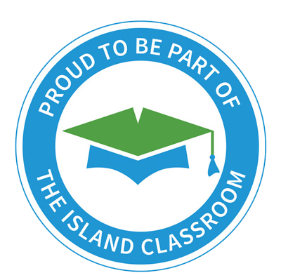 Freshwater Bay is proud to be part of the Island Classroom