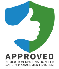 Brighstone Holiday Centre is APPROVED under the Education Destination Safety Management System