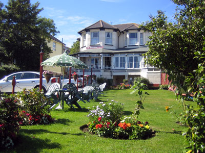 Picture of Roseberry Hotel, Shanklin - Isle of Wight school and group accommodation