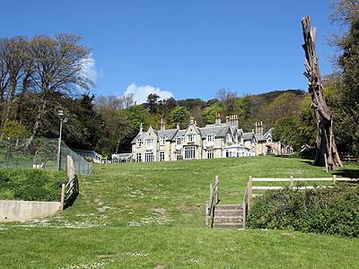 Picture of Allnatt Summer Camping, Bonchurch - Isle of Wight school and group accommodation