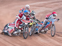 Picture of Speedway with Wight Warriors at