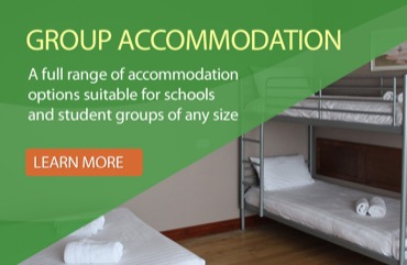 A full range of schools and group accommodation options on the Isle of Wight for all ages and sizes.