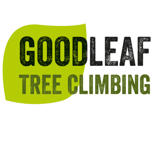 Goodleaf Tree Climbing Logo