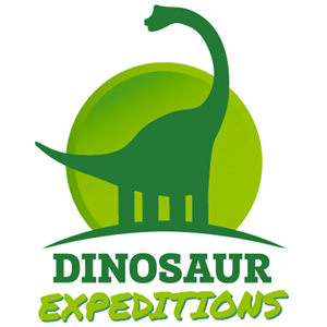 Dinosaur Expeditions C.I.C. logo