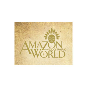 Amazon World Zoo Park Logo