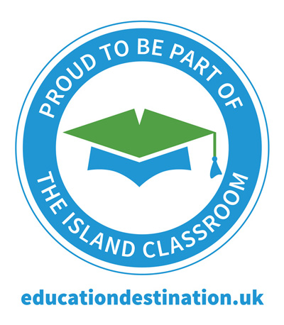 Proud to be part of The Island Classroom
