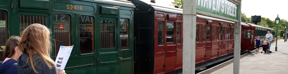 Picture of Isle of Wight Steam Railway