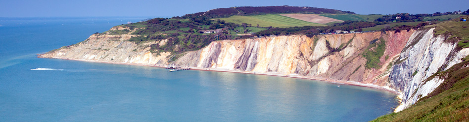Picture of Alum Bay
