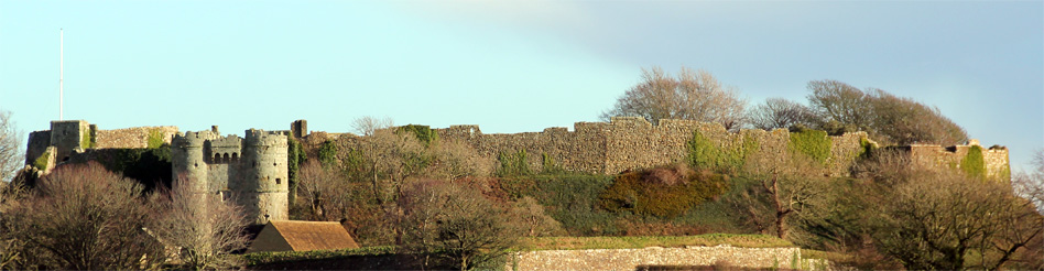 Picture of Carisbrooke Castle
