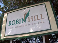 External picture of Robin Hill Country Park